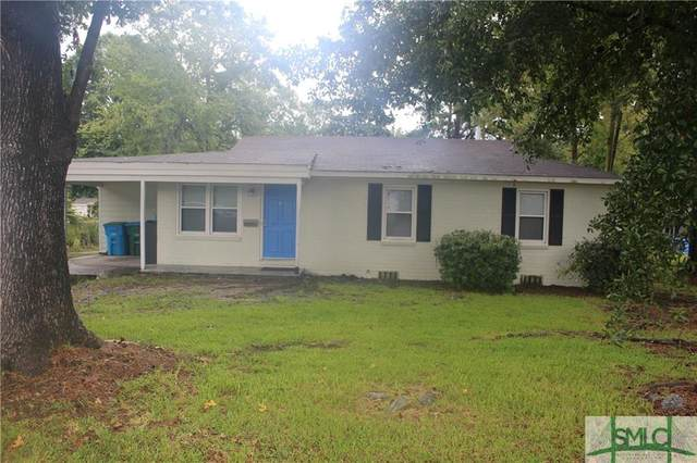 318 Cantyre Street, Port Wentworth, GA 31407 (MLS #233702) :: The Arlow Real Estate Group