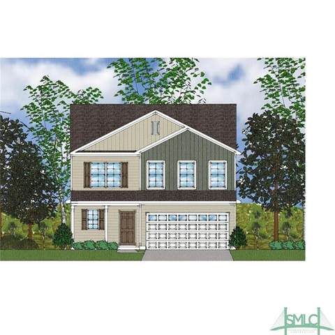 125 Excel Drive, Richmond Hill, GA 31324 (MLS #233708) :: Teresa Cowart Team
