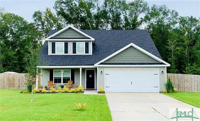 619 Bledsoe Drive, Guyton, GA 31312 (MLS #233712) :: Heather Murphy Real Estate Group