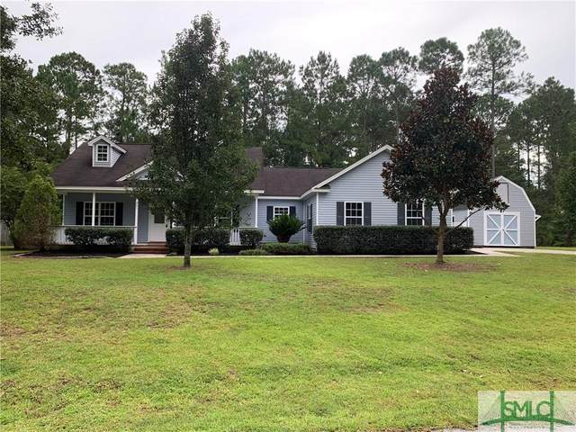 205 Cottonwood Court, Rincon, GA 31326 (MLS #233714) :: Teresa Cowart Team