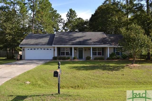 107 Benicia Lane, Guyton, GA 31312 (MLS #233720) :: Keller Williams Realty-CAP