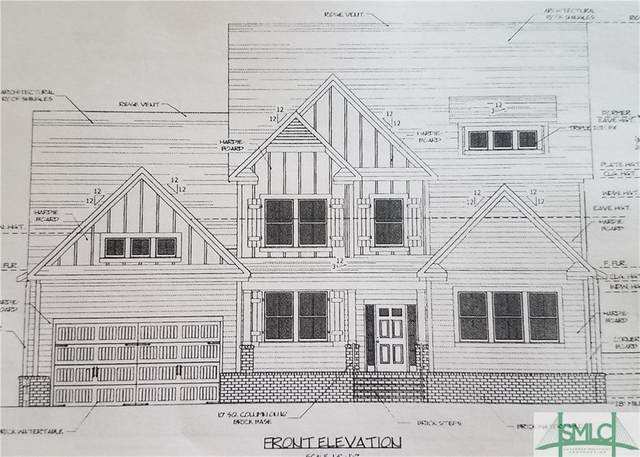135 Trail Creek Lane, Savannah, GA 31405 (MLS #233725) :: Keller Williams Coastal Area Partners