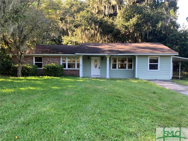 5 Sarah Court, Savannah, GA 31406 (MLS #233727) :: The Arlow Real Estate Group