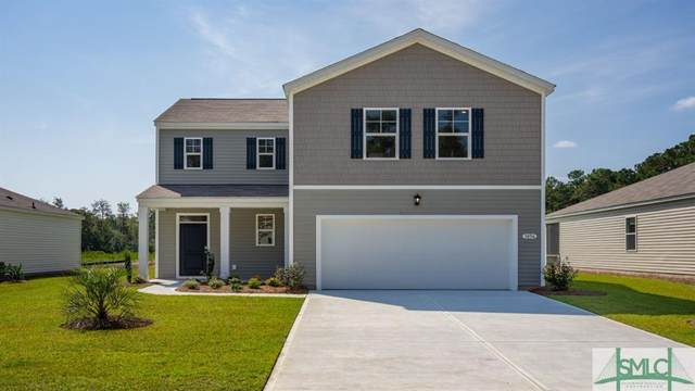 152 Troupe Drive, Savannah, GA 31407 (MLS #233728) :: Coastal Homes of Georgia, LLC