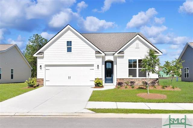 Pooler, GA 31322 :: Coastal Savannah Homes