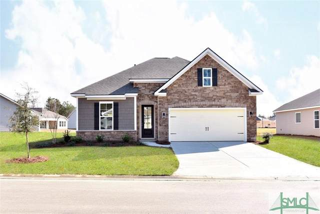 125 Oldwood Drive, Pooler, GA 31322 (MLS #233731) :: Coastal Savannah Homes