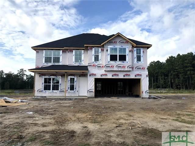 166 Rimes Avenue SE, Ludowici, GA 31316 (MLS #233733) :: Heather Murphy Real Estate Group