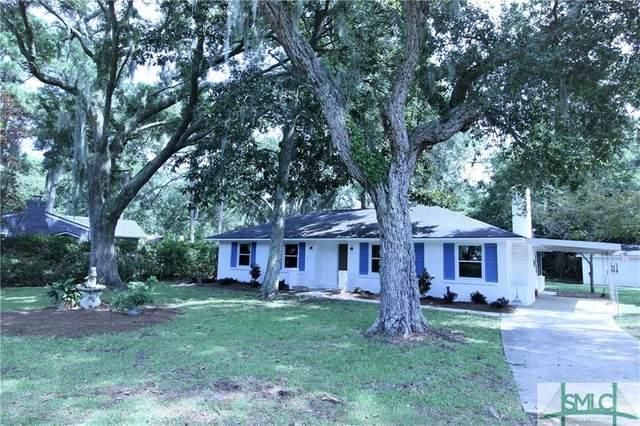 710 Walthour Road, Savannah, GA 31410 (MLS #233743) :: Keller Williams Coastal Area Partners
