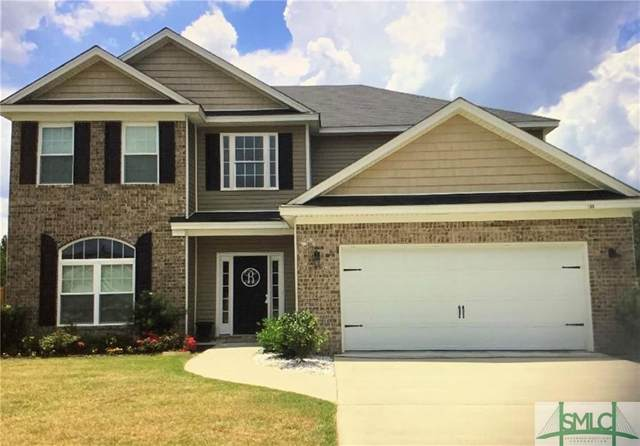 106 Brookfield Place, Guyton, GA 31312 (MLS #233750) :: The Arlow Real Estate Group
