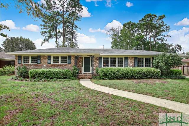 1507 Queensbury Street, Savannah, GA 31406 (MLS #233751) :: The Arlow Real Estate Group