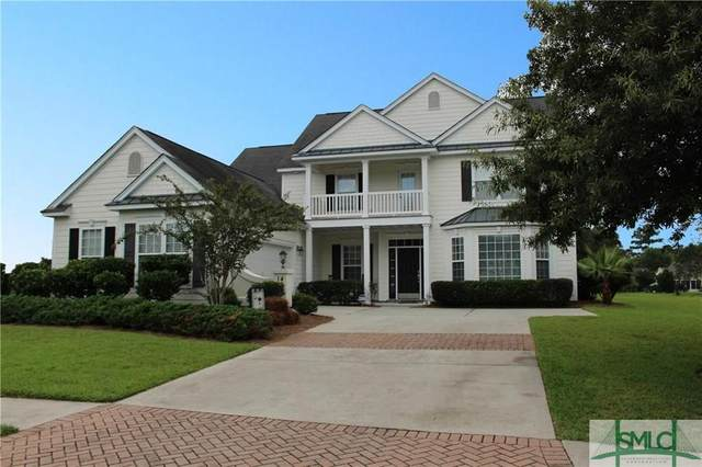 14 Bainbridge Way, Bluffton, SC 29910 (MLS #233761) :: Bocook Realty