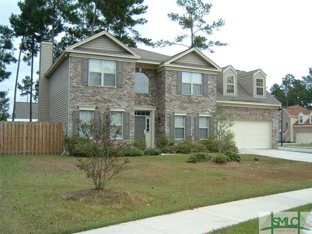 202 Towne Lake Way, Pooler, GA 31322 (MLS #233763) :: Liza DiMarco