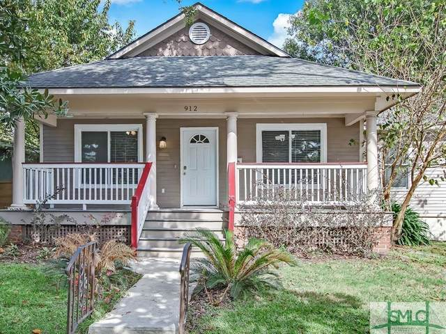912 E 37th Street, Savannah, GA 31401 (MLS #233773) :: Coastal Homes of Georgia, LLC