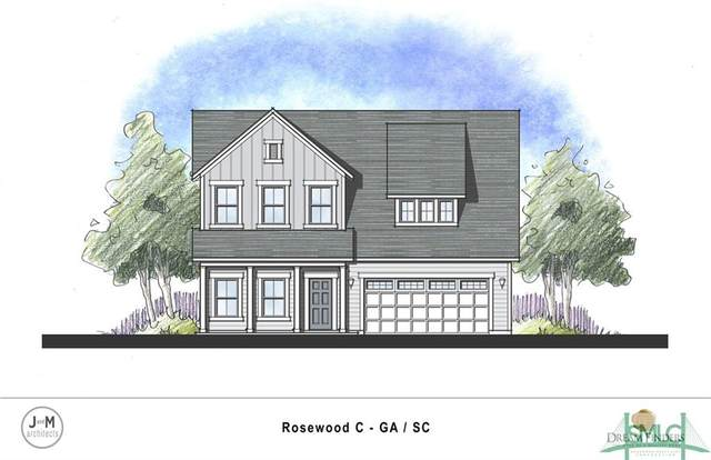125 Long Creek Lane, Richmond Hill, GA 31324 (MLS #233775) :: Glenn Jones Group | Coldwell Banker Access Realty