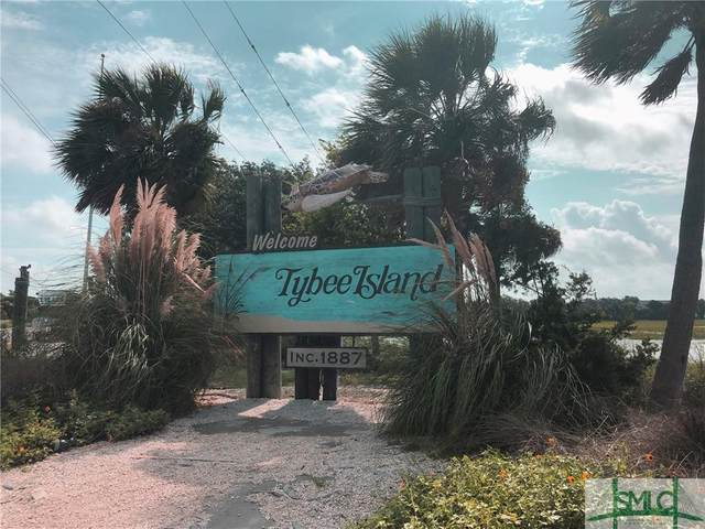0 Solomon Avenue, Tybee Island, GA 31328 (MLS #233793) :: Partin Real Estate Team at Luxe Real Estate Services