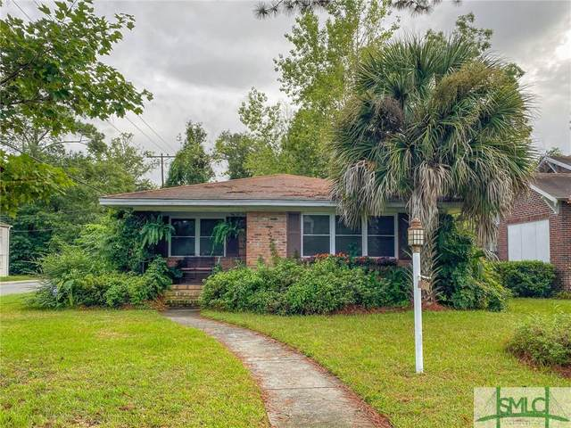 337 E 56th Street, Savannah, GA 31405 (MLS #233815) :: Bocook Realty