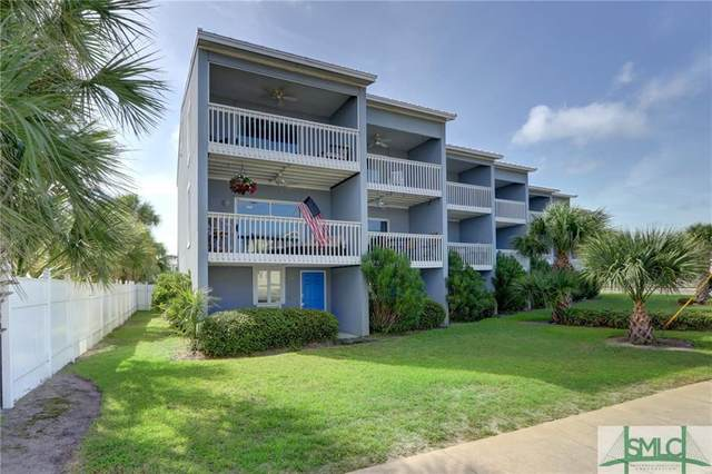 101 Butler Avenue, Tybee Island, GA 31328 (MLS #233820) :: The Arlow Real Estate Group