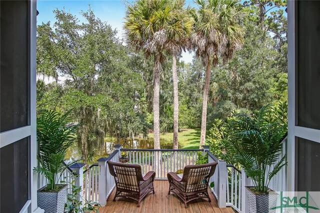 118 Marsh Harbor Drive S, Savannah, GA 31410 (MLS #233827) :: Keller Williams Coastal Area Partners