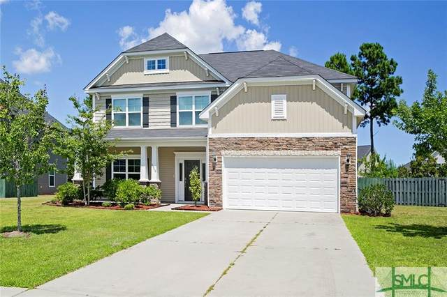 4540 Garden Hills Loop, Richmond Hill, GA 31324 (MLS #233835) :: Coastal Savannah Homes