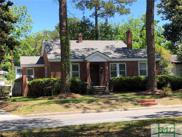 516 Columbus Drive, Savannah, GA 31405 (MLS #233839) :: Partin Real Estate Team at Luxe Real Estate Services