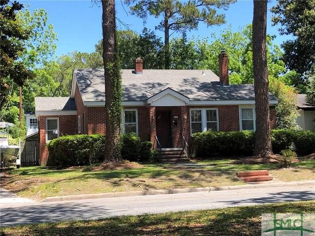 516 Columbus Drive, Savannah, GA 31405 (MLS #233839) :: Bocook Realty