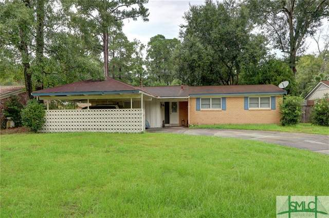 406 Willow Road, Savannah, GA 31419 (MLS #233846) :: Keller Williams Coastal Area Partners