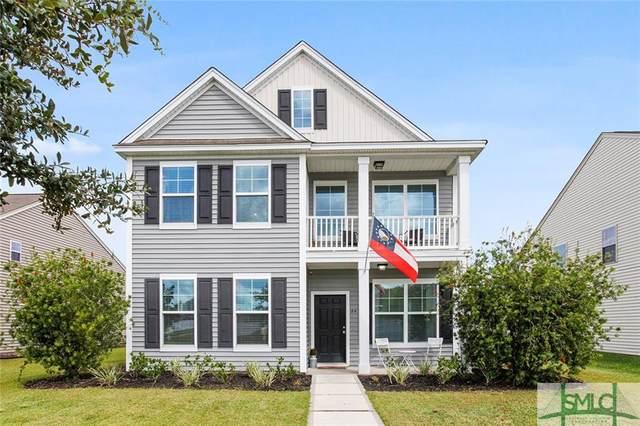 84 Bushwood Drive, Savannah, GA 31407 (MLS #233856) :: McIntosh Realty Team