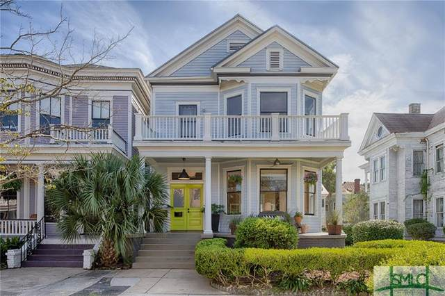 113 E 36th Street E, Savannah, GA 31401 (MLS #233857) :: Liza DiMarco