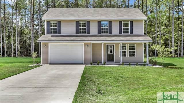 113 Berry Lane, Clyo, GA 31303 (MLS #233861) :: Bocook Realty