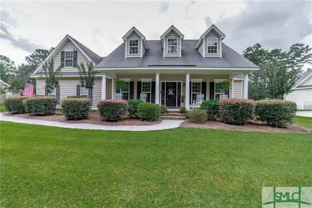 36 William Wells Road, Richmond Hill, GA 31324 (MLS #233868) :: Partin Real Estate Team at Luxe Real Estate Services