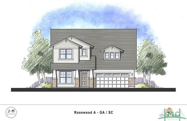 135 Long Creek Lane, Richmond Hill, GA 31324 (MLS #233871) :: Glenn Jones Group | Coldwell Banker Access Realty