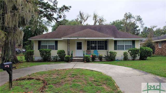 1123 Madrid Avenue, Savannah, GA 31406 (MLS #233873) :: Level Ten Real Estate Group