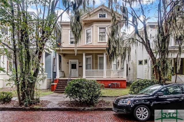 306 W 36th Street, Savannah, GA 31401 (MLS #233890) :: Heather Murphy Real Estate Group