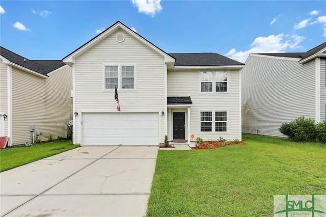 6 Holly Springs Circle, Port Wentworth, GA 31407 (MLS #233897) :: Glenn Jones Group | Coldwell Banker Access Realty