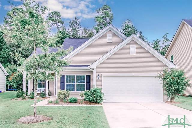 370 Casey Drive, Pooler, GA 31322 (MLS #233903) :: Partin Real Estate Team at Luxe Real Estate Services