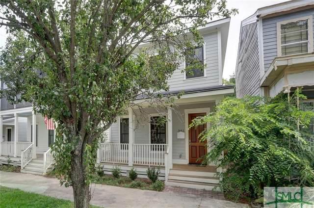 541 E Anderson Street, Savannah, GA 31401 (MLS #233905) :: McIntosh Realty Team