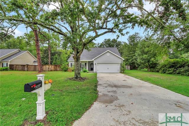 16 Elm Street, Hinesville, GA 31313 (MLS #233911) :: RE/MAX All American Realty