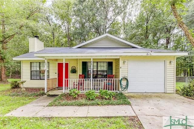 616 Ryan Lane, Pooler, GA 31322 (MLS #233925) :: Heather Murphy Real Estate Group