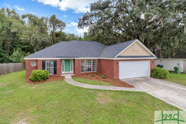 247 Longleaf Circle, Pooler, GA 31322 (MLS #233926) :: Heather Murphy Real Estate Group
