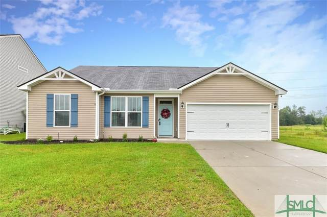 144 Whirlwind Way, Guyton, GA 31312 (MLS #233928) :: Keller Williams Coastal Area Partners