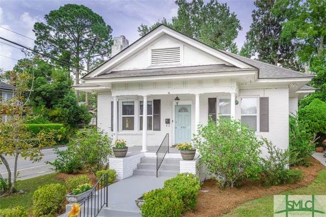 202 E 50th Street, Savannah, GA 31405 (MLS #233929) :: Bocook Realty