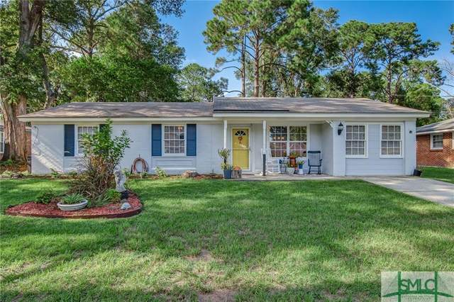 21 Sheridan Drive, Savannah, GA 31406 (MLS #233933) :: Glenn Jones Group | Coldwell Banker Access Realty