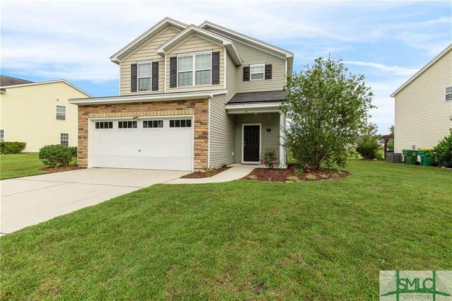 36 Bainbridge Way, Pooler, GA 31322 (MLS #233935) :: Keller Williams Coastal Area Partners