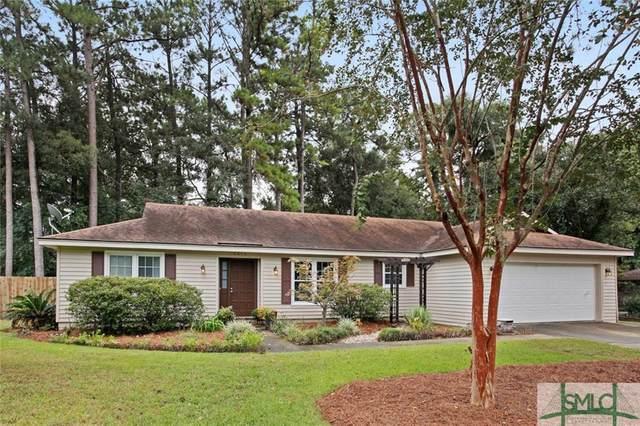6815 Sand Road, Savannah, GA 31410 (MLS #233941) :: Keller Williams Realty-CAP