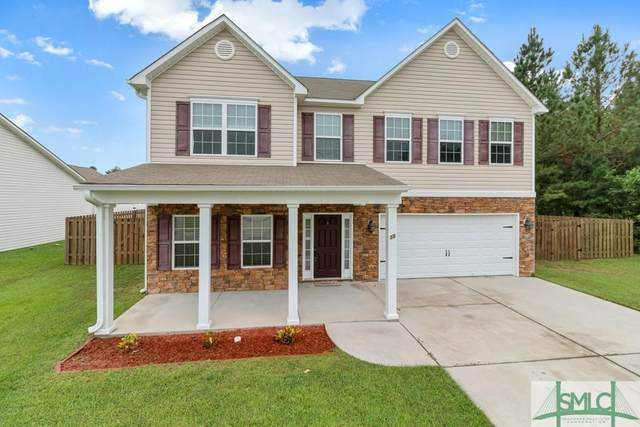 35 Sue Ellen Lane, Richmond Hill, GA 31324 (MLS #233943) :: McIntosh Realty Team