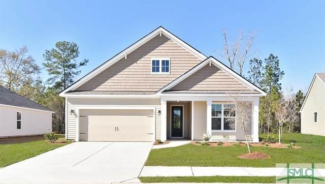 283 Brennan Drive, Richmond Hill, GA 31324 (MLS #233944) :: Coastal Savannah Homes
