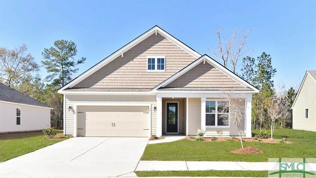 283 Brennan Drive, Richmond Hill, GA 31324 (MLS #233944) :: Level Ten Real Estate Group