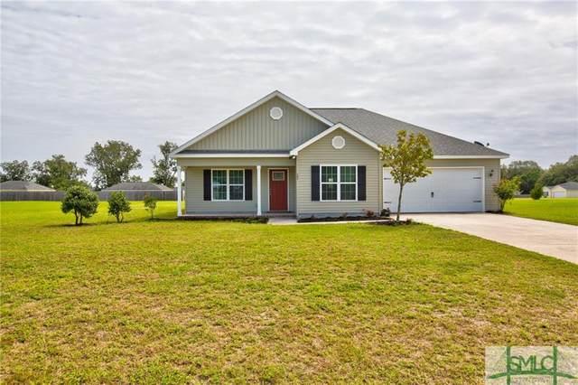 131 Sandalwood Circle, Statesboro, GA 30458 (MLS #233948) :: The Arlow Real Estate Group