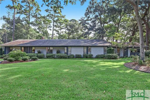 112 Wynngate Road, Savannah, GA 31410 (MLS #233956) :: The Arlow Real Estate Group