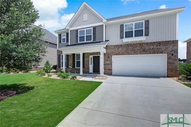26 Winslow Circle, Savannah, GA 31407 (MLS #233960) :: Keller Williams Realty-CAP